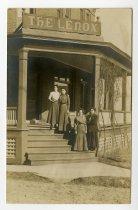 Image of The Lenox Photo Postcard - John Martin Smith Postcard Collection