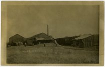 Image of Tile Mill - Moore, Indiana - John Martin Smith Postcard Collection