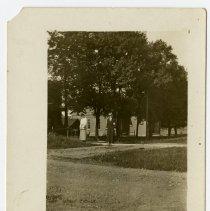 Image of School, Corunna, Indiana - John Martin Smith Postcard Collection