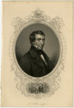 Image of  Portrait of William Henry Harrison - John Martin Smith Shaker Collection