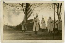 Image of KKK Procession Photograph - John Martin Smith Ku Klux Klan Collection