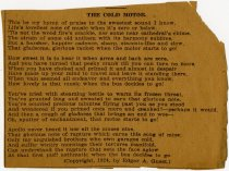 "Image of KKK Hymn ""The Cold Motor"" - John Martin Smith Ku Klux Klan Collection"