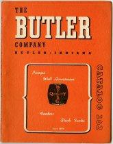 Image of The Bulter Company Catalog 162   - John Martin Smith Miscellaneous Collection