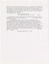 Image of Knox County Deed p. 2 - John Martin Smith Shaker Collection