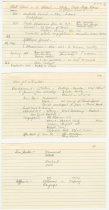 Image of JMS speech material  - John Martin Smith Shaker Collection