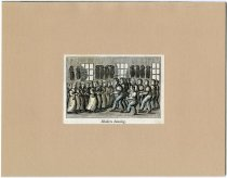 Image of Shakers Dancing   - John Martin Smith Shaker Collection