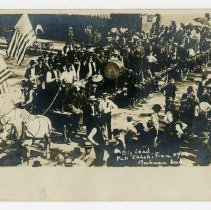 Image of Big Load Fall Exhibition, Auburn, Ind. - John Martin Smith Postcard Collection