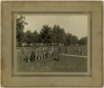 Image of Company K - 3rd Indiana Infantry - John Martin Smith Miscellaneous Collection