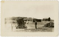 Image of Tornado West of Waterloo in 1935 - John Martin Smith Miscellaneous Collection