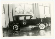 Image of Car in ACD Museum Showroom - John Martin Smith Miscellaneous Collection