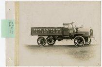 Image of McIntyre Ice Truck circa 1910 - John Martin Smith Miscellaneous Collection