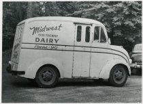 Image of Midwest, Your Friendly Dairy truck - John Martin Smith Miscellaneous Collection