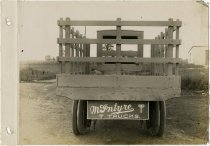 Image of McIntyre Truck - John Martin Smith Miscellaneous Collection
