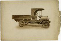 Image of Drawing of McIntyre Truck - John Martin Smith Miscellaneous Collection