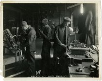 Image of Imp Automobile Receiving and Inspection Area - John Martin Smith Miscellaneous Collection