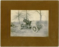 Image of Circa 1910 Hudson .33 Automobile - John Martin Smith Miscellaneous Collection