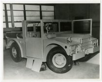 Image of Passenger side view of Universal Tool - Air Force Vehicle - John Martin Smith Miscellaneous Collection