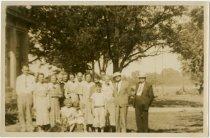 Image of Family photo    - John Martin Smith Miscellaneous Collection