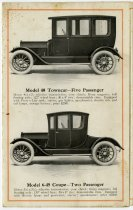 Image of Preliminary showing of 1913 Auburn Cars