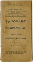 Image of The Populist Compendium. - John Martin Smith Miscellaneous Collection
