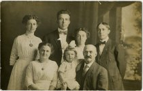 Image of Family portrait - John Martin Smith Miscellaneous Collection