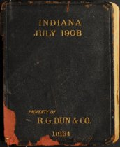 Image of Indiana July 1908 - John Martin Smith Indiana Imprints Collection