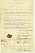 Image of Power of Attorney - John Martin Smith Miscellaneous Collection