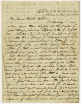 Image of Letter from Wilbur F. Hodge to his brother and sister  - Extraordinary Hoosiers: John Martin Smith Collection