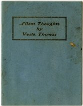 Image of Silent Thoughts by Vesta Thomas.  - John Martin Smith Miscellaneous Collection