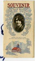 Image of 1929 Souvenir for Wilminton Township, District 5 School, DeKalb County, Indiana  - John Martin Smith Miscellaneous Collection