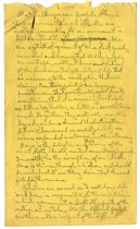 Image of Statement regarding government - Extraordinary Hoosiers: John Martin Smith Collection