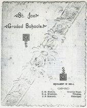 Image of 1893-94 St. Joe Graded Schools Souvenir, DeKalb County, Indiana - John Martin Smith Miscellaneous Collection