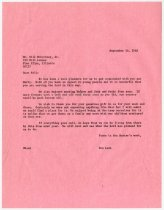 Image of Correspondence letters between Don Lash and Mr. Bill McCartney, Jr., 1968. - Extraordinary Hoosiers: Don Lash Collection