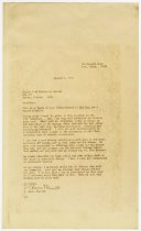 Image of Letter to the ACD Museum Search Committee from D. Alvin Prueitt - Jack Randinelli ACD Collection