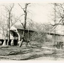 Image of Dills Covered Bridge Photograph