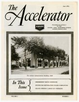 Image of ACD Museum Accelerator Magazine, Volume 1, 1974 - Jack Randinelli ACD Collection