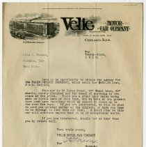 Image of Car Dealership Offer - John Martin Smith Miscellaneous Collection