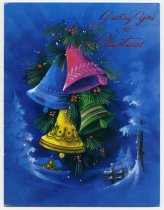 Image of Christmas Card to Jack and Ruth Randinelli - Jack Randinelli ACD Collection