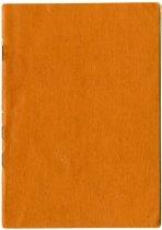 Image of 1915 Subordinate Order Ritual of the Anti-Horse Thief Association - John Martin Smith Miscellaneous Collection