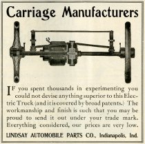 Image of Lindsay Automobile Parts Company Advertisement - John Martin Smith Miscellaneous Collection