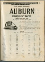 Image of Auburn Certified Inner Tubes - John Martin Smith Miscellaneous Collection