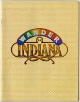"""Image of """"Wander Indiana"""" Magazine with ACD Museum page - Jack Randinelli ACD Collection"""
