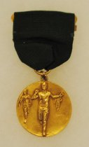 Image of 2014.12.06 - This is Don Lash's award for the 2 mile run at the Dartmouth Invitational Meet.