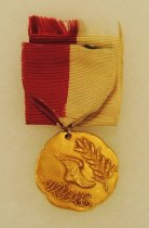 Image of 2014.12.06 - This is Don Lash's award for the 2 mile run scratch at the Indoor Games on February 20th, 1937.