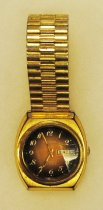Image of 2014.12.06 - This is Don Lash's Bulova gold watch.