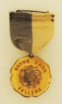 Image of 2014.12.06 - This is Don Lash's award for the 2 Mile HDCP at the Seton Hall, 1935.