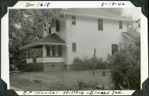Image of Birthplace of Wendell Willkie at Elwood, Indiana - John Martin Smith Miscellaneous Collection