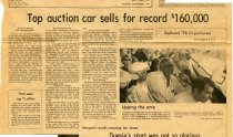 Image of Top auction car sells for record $160,000 at collector car auction - Jack Randinelli ACD Collection