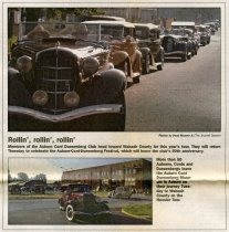 Image of Rollin', rollin' rollin' - Jack Randinelli ACD Collection
