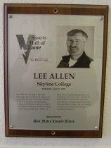 Image of Lee Allen